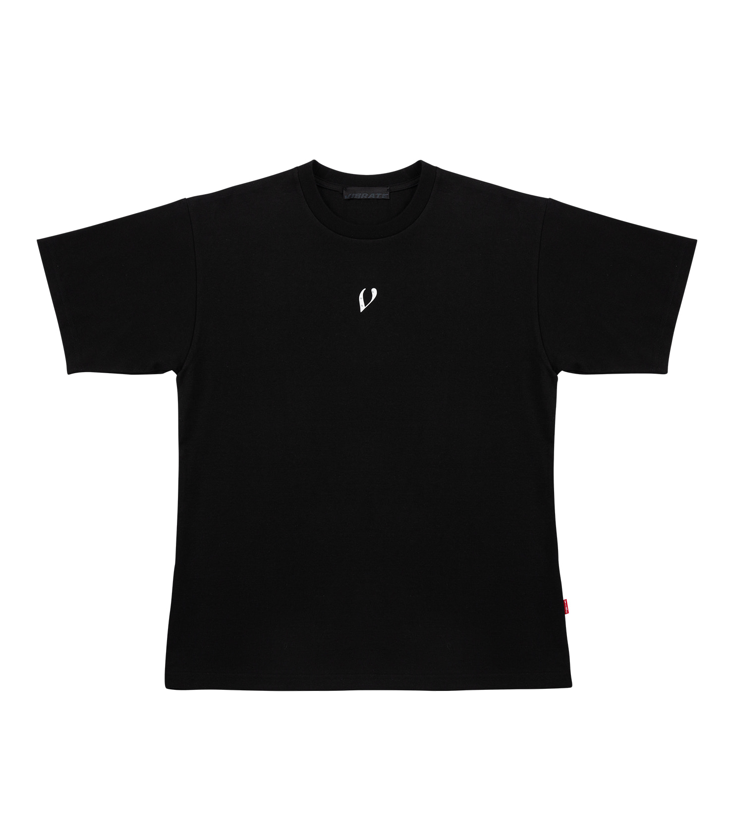 V FLASH M003 T-SHIRT (BLACK)