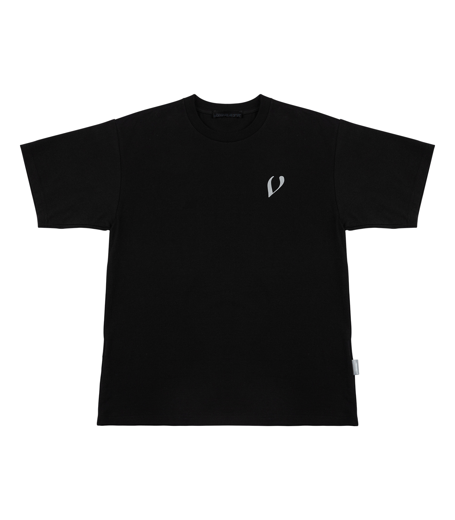 V FLASH M001 T-SHIRT (BLACK)