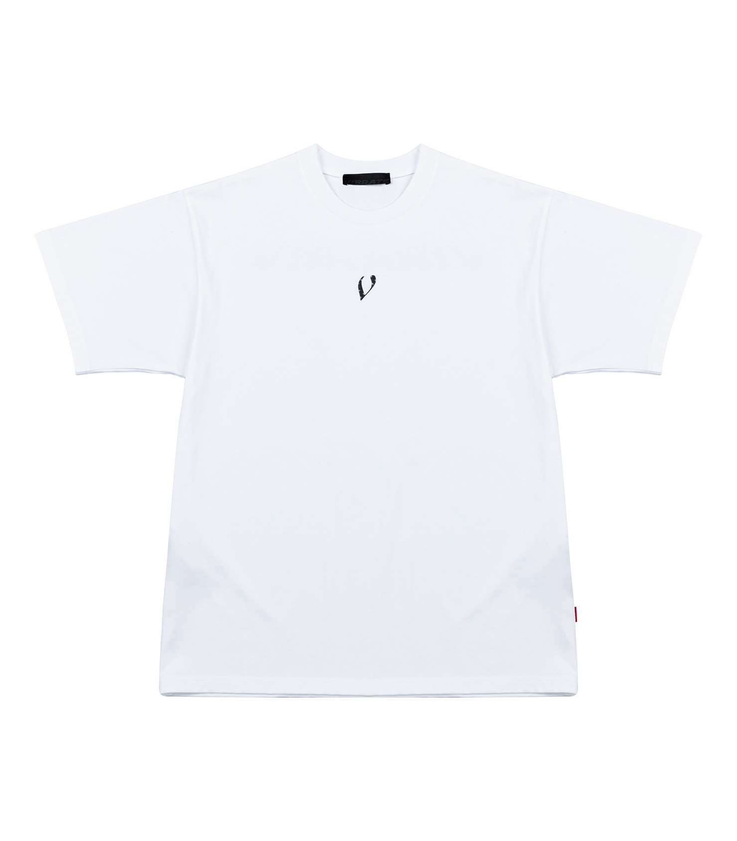 V FLASH M003 T-SHIRT (WHITE)