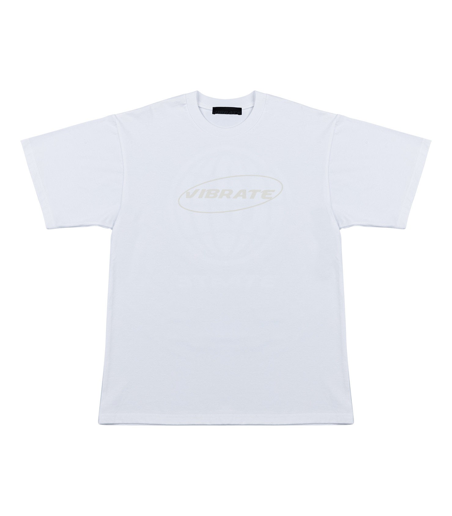 V FLASH M009 T-SHIRT (WHITE)