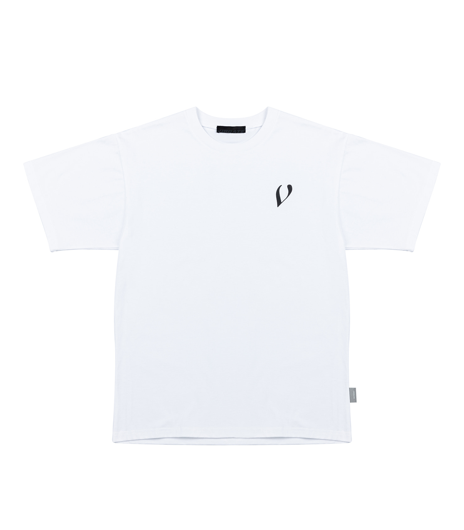 V FLASH M001 T-SHIRT (WHITE)