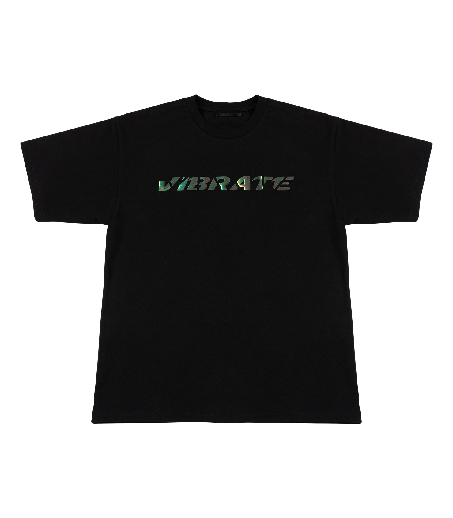 V FLASH M007 T-SHIRT (BLACK)