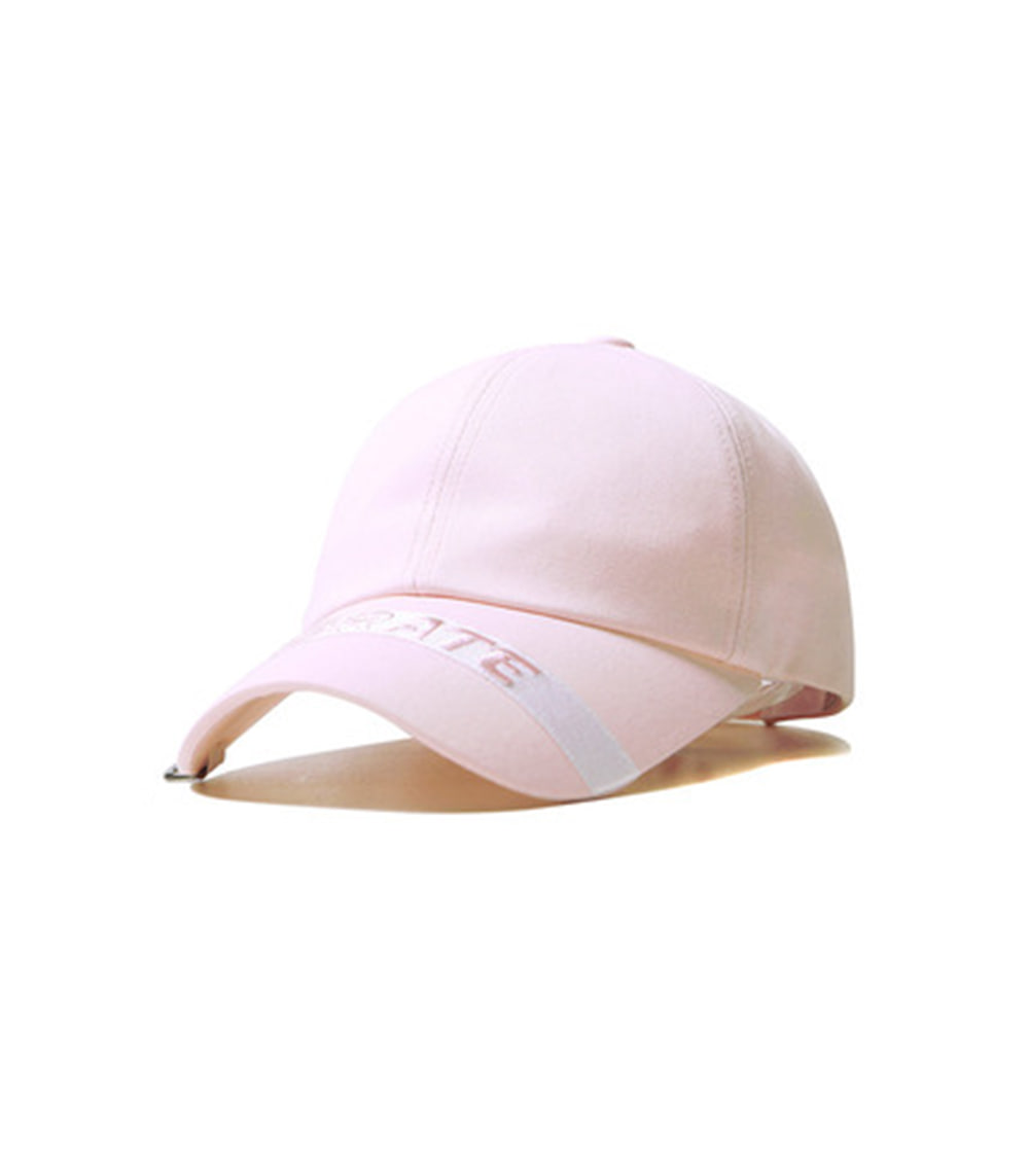 VIBRATE - LOOP BALL CAP (light pink)